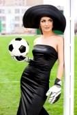 женщины о футболе