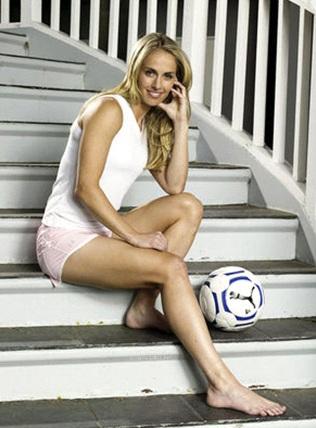футбол и женщины