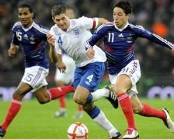 Евро 2012. Англия-Франция