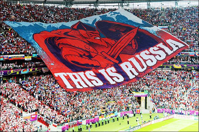 Евро 2012. Обзор Польша Россия