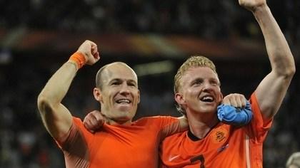 Евро 2012. Голландия