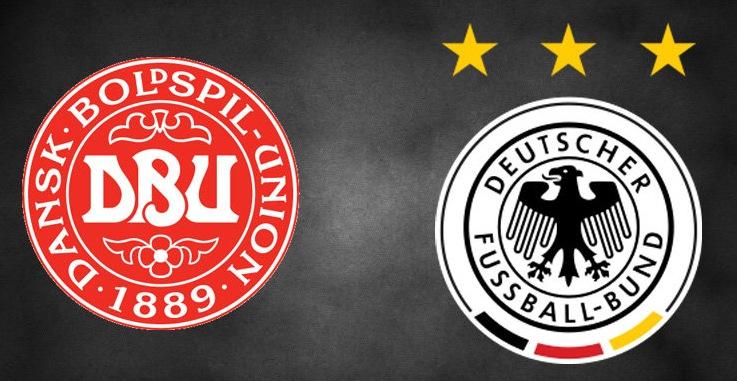 Евро 2012. Отчет Дания-Германия