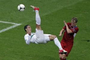 Евро 2012. Четвертьфинал. Португалия - Чехия