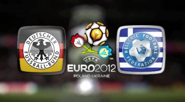 Евро 2012. Германия-Греция