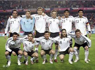 Сборная Германии. Евро 2012