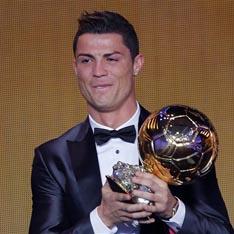 золотой мяч 2013
